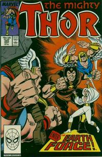 Cover Thumbnail for Thor (Marvel, 1966 series) #395 [Direct Edition]