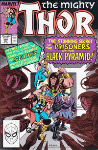 Cover Thumbnail for Thor (Marvel, 1966 series) #398 [Direct]