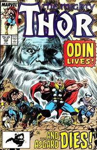 Cover Thumbnail for Thor (Marvel, 1966 series) #399