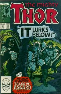 Cover Thumbnail for Thor (Marvel, 1966 series) #404 [Direct]