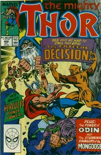 Cover Thumbnail for Thor (Marvel, 1966 series) #408
