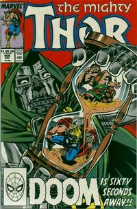 Cover Thumbnail for Thor (Marvel, 1966 series) #409