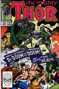 Cover Thumbnail for Thor (Marvel, 1966 series) #410