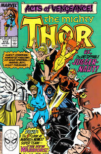 Cover Thumbnail for Thor (Marvel, 1966 series) #412 [Direct Edition]