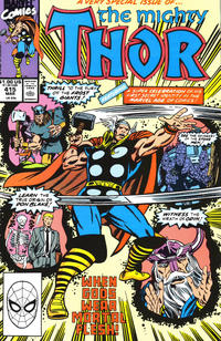 Cover Thumbnail for Thor (Marvel, 1966 series) #415 [Direct Edition]