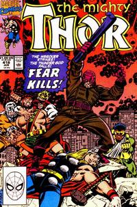 Cover Thumbnail for Thor (Marvel, 1966 series) #418
