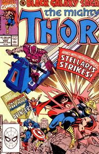 Cover Thumbnail for Thor (Marvel, 1966 series) #420