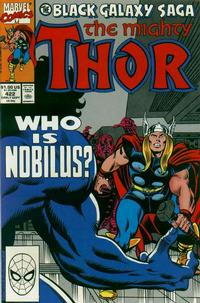 Cover Thumbnail for Thor (Marvel, 1966 series) #422 [Direct]