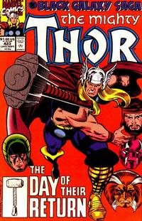 Cover Thumbnail for Thor (Marvel, 1966 series) #423 [Direct]