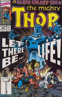 Cover Thumbnail for Thor (Marvel, 1966 series) #424 [Direct Edition]