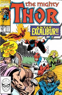 Cover Thumbnail for Thor (Marvel, 1966 series) #427 [Direct Edition]