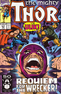 Cover Thumbnail for Thor (Marvel, 1966 series) #431