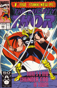 Cover Thumbnail for Thor (Marvel, 1966 series) #433 [Direct Edition]