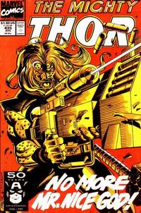 Cover Thumbnail for Thor (Marvel, 1966 series) #435 [Direct]