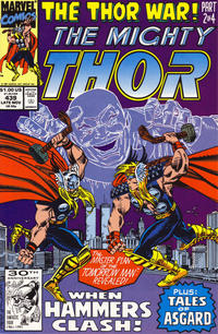 Cover Thumbnail for Thor (Marvel, 1966 series) #439
