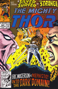 Cover Thumbnail for Thor (Marvel, 1966 series) #443 [Direct]