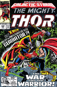Cover Thumbnail for Thor (Marvel, 1966 series) #445 [Direct Edition]