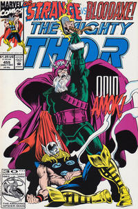 Cover Thumbnail for Thor (Marvel, 1966 series) #455 [Direct]