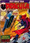 Cover for Het graf van Dracula (Classics/Williams, 1975 series) #1