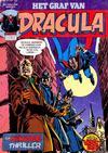 Cover for Het graf van Dracula (Classics/Williams, 1975 series) #8