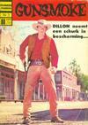 Cover for Gunsmoke Classics (Classics/Williams, 1970 series) #3