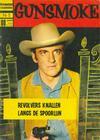 Cover for Gunsmoke Classics (Classics/Williams, 1970 series) #5