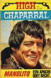 Cover for High Chaparral (Classics/Williams, 1968 series) #1