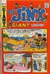 Cover for Li'l Jinx Giant Laughout (Archie, 1971 series) #37