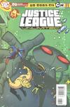 Cover for Justice League Unlimited (DC, 2004 series) #26 [Direct Sales]