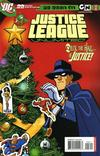 Cover for Justice League Unlimited (DC, 2004 series) #28