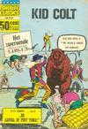 Cover for Sheriff Classics (Classics/Williams, 1964 series) #980