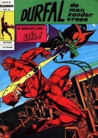 Cover Thumbnail for Durfal Classics (Classics/Williams, 1972 series) #23