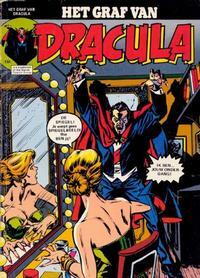 Cover for Het graf van Dracula (Classics/Williams, 1975 series) #3