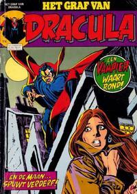 Cover Thumbnail for Het graf van Dracula (Classics/Williams, 1975 series) #4