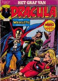 Cover Thumbnail for Het graf van Dracula (Classics/Williams, 1975 series) #5