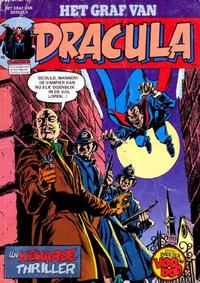 Cover for Het graf van Dracula (Classics/Williams, 1975 series) #8