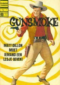 Cover Thumbnail for Gunsmoke Classics (Classics/Williams, 1970 series) #7