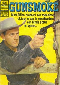 Cover Thumbnail for Gunsmoke Classics (Classics/Williams, 1970 series) #17