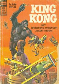 Cover Thumbnail for King Kong Album (Classics/Williams, 1970 series)
