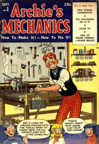 Cover Thumbnail for Archie's Mechanics (Archie, 1954 series) #1
