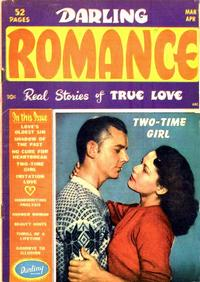 Cover Thumbnail for Darling Romance (Archie, 1949 series) #4