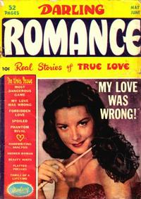 Cover Thumbnail for Darling Romance (Archie, 1949 series) #5