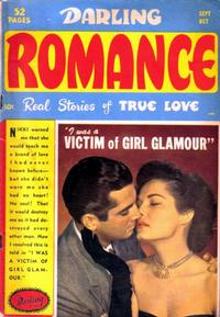 Cover Thumbnail for Darling Romance (Archie, 1949 series) #6
