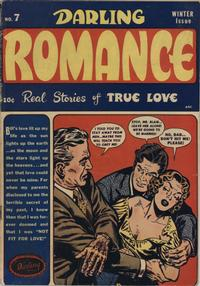 Cover Thumbnail for Darling Romance (Archie, 1949 series) #7