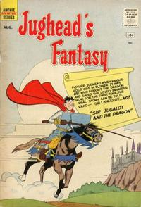 Cover Thumbnail for Jughead's Fantasy (Archie, 1960 series) #1