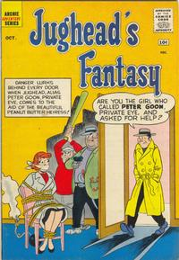 Cover Thumbnail for Jughead's Fantasy (Archie, 1960 series) #2