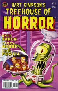 Cover Thumbnail for Treehouse of Horror (Bongo, 1995 series) #12