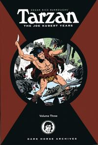 Cover Thumbnail for Edgar Rice Burroughs' Tarzan The Joe Kubert Years (Dark Horse, 2005 series) #3