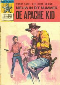 Cover Thumbnail for Sheriff Classics (Classics/Williams, 1964 series) #903