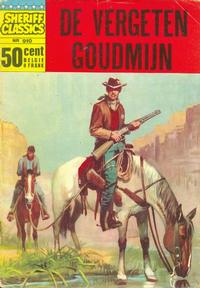 Cover Thumbnail for Sheriff Classics (Classics/Williams, 1964 series) #910